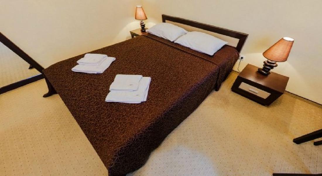 Номер Апартаменты Стандарт гостиницы Арго